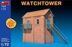 Miniart Watchtower  1:72