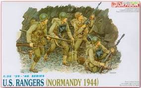 Dragon U.S.Rangers Normandy 1944 1:35