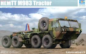 Trumpeter HEMTT M983 Tractor 1:35