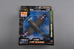 Easy Model P-47D Razorback  1:72