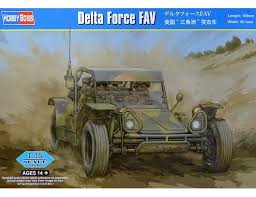 HobbyBoss Delta Force FAV 1:35
