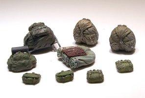 Plusmodel US rucksacks WWII  1:35