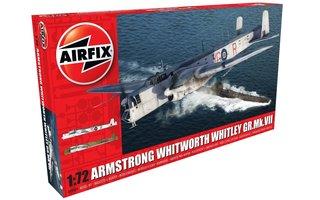 Airfix Armstrong Whitworth Whitley GR.Mk.VII  1:72