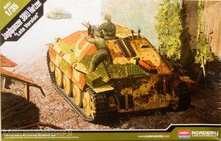 Academy Jagdpanzer 38t Hetzer 1:35