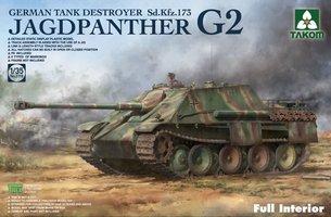 Takom Jagdpanther G2,Sd.Kfz.173  1:35