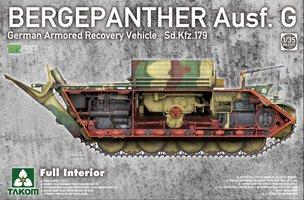 Takom Sd.Kfz. 179 PzKpfw V Bergepanther Ausf.G 1:35