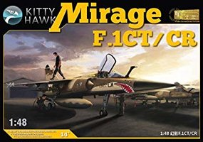 Kitty Hawk Mirage F-1CT/CR  1:48
