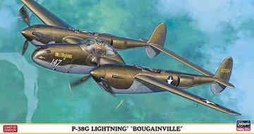 Hasegawa P-38G Lightning
