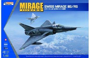 Kinetic Mirage IIIS/RS  1:48