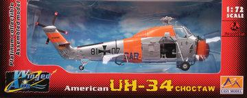 Easy Model UH-34 Choctaw 1:72