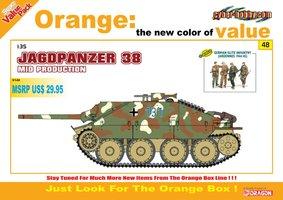 Cyber Hobby Jagdpanzer 38 1:35