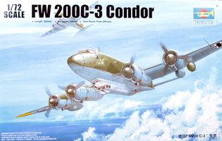 Trumpeter Fw.200C-3 Condor  1:72