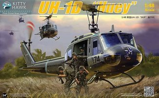 Kitty Hawk UH-1D