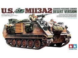 Tamiya U.S. M113A2 APC 1:35