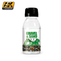 AK Gravel & Sand Fixer 100ml