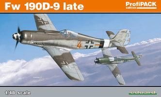 Eduard Fw 190D-9 Late  Profipack 1:48