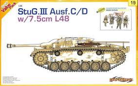 Cyber Hobby Stug.III Ausf.C/D 1:35