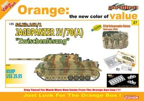 Cyber Hobby Jagdpanzer IV L/70(A) 1:35