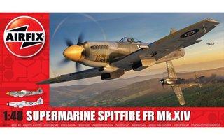 Airfix Supermarine Spitfire FR Mk.XIV  1:48