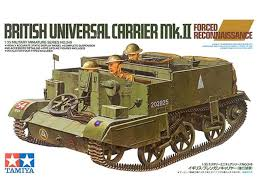 Tamiya British Universal Carrier Mk.II  1:35