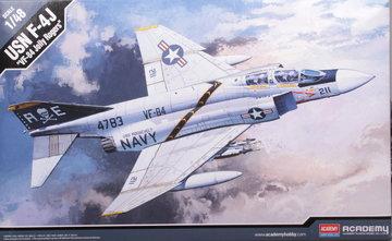 Academy F-4J VF-84 Jolly Rogers 1:48