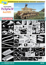 Dragon Pz.Kpfw.IV Ausf.F1(F) 1:35