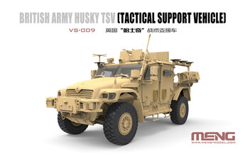 Meng  British Army Husky TSV (Tactical Support Vehicle) 1:35