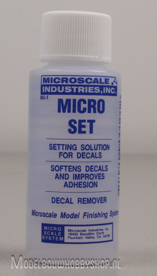 Microscale Set Setting Solution
