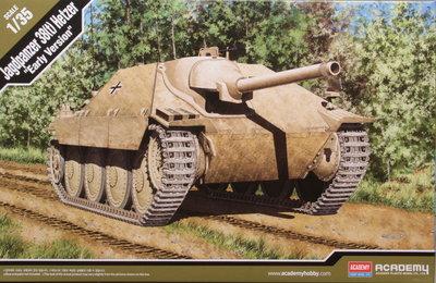 Academy Jagdpanzer 38t Hetzer Early Version 1:35