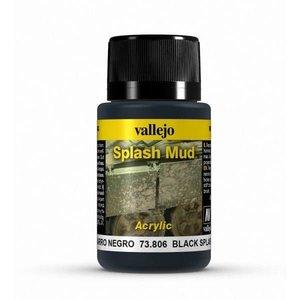Vallejo Black Splash Mud