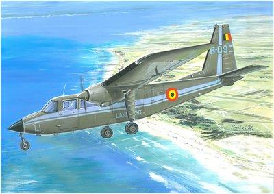 Valom  BN-2A Islander  1:48