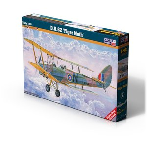 Mister Craft D.H.82 Tiger Moth  1:48