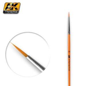 AK Brush 2/0 Round