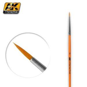AK Brush 2 Round