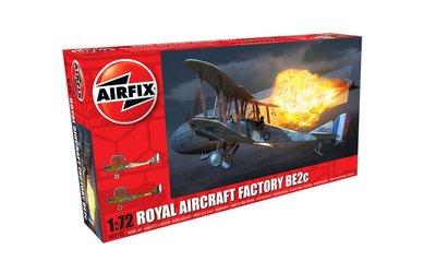 Airfix Royal Aircraft Factory BE2c 1:72